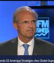 Le Club de la Bourse: Vincent Guenzi, Alain Pitous, Gregori Volokhine et Réda Aboutika 1
